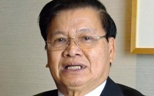 Thủ tướng Lào Thongloun Sisoulith - Ảnh: Nikkei.<br>