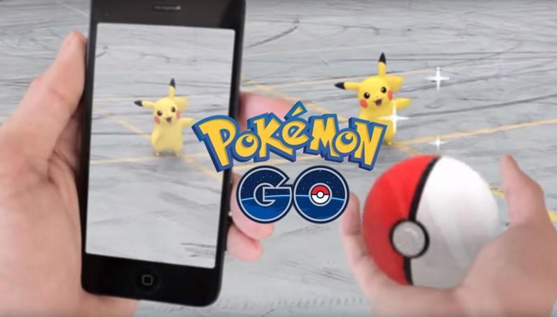Pokemon Go là trò chơi kết hợp giữa thực và ảo, biến môi trường thật xung  quanh người chơi trở thành môi trường bên trong trò chơi.