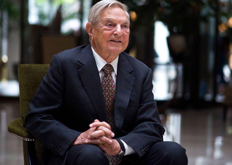 Nhà đầu cơ, tỷ phú George Soros - Ảnh: Bloomberg.<br>