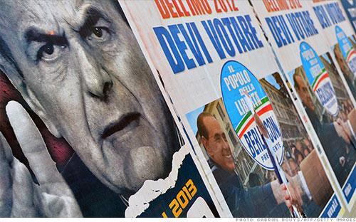 """Hiện Italy đang rất cần tới những cải cách mang tính cơ cấu để cải  thiện năng lực cạnh tranh, thúc đẩy tăng trưởng và giảm đáng kể """"núi"""" nợ  công."""