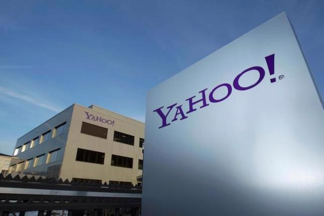 Được thành lập vào năm 1994 bởi hai sinh viên Đại học Stanford là Jerry  Yang và David Filo, Yahoo đã có những năm đầu đời phát triển rực rỡ - Ảnh: Reuters.<br>