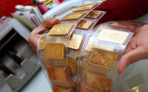 Giá trúng thầu qua các phiên cho thấy, các đơn vị tham gia bỏ thầu vẫn sẵn sàng bỏ giá cao hơn thị trường để mua được vàng.
