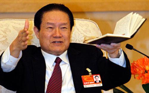 Ông Chu Vĩnh Khang được cho là một trong những chính trị gia quyền lực nhất tại Trung Quốc trong suốt thập kỷ qua - Ảnh: Reuters.<br>