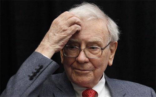 Nhà đầu tư huyền thoại Warren Buffett.<br>