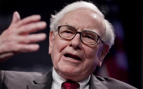 Giá trị tài sản ròng của Buffett hiện đã tăng lên mức 54,6 tỷ USD, cao hơn 6,7 tỷ USD so với ở thời điểm cuối năm 2012 - Ảnh: Bloomberg.<br>