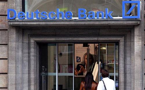 Deutsche Bank là một trong số 5 ngân hàng tham gia vào hoạt động  thiết lập giá vàng cố định tại thị trường London (London gold fixing)  diễn ra mỗi ngày 2 lần.