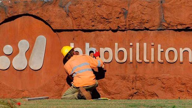Có trụ sở ở Melbourne, Australia, BHP Billiton niêm yết cổ phiếu ở cả ba thị trường chứng khoán Australia, Anh, và Nam Phi.