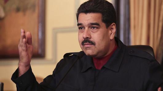 Tổng thống Venezuela Nicolas Maduro - Ảnh: Reuters/CNBC.<br>