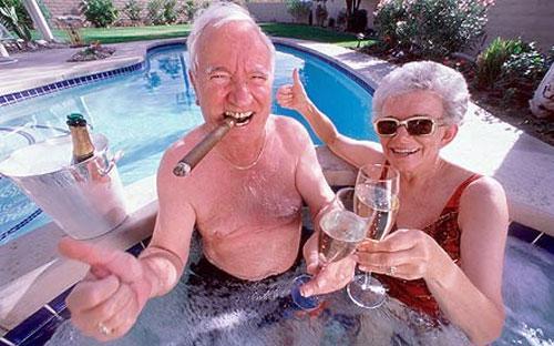 Mối quan hệ giữa thu nhập và tuổi thọ là rất phức tạp.