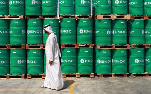 Giá dầu đã hồi phục sau khi giảm xuống mức thấp nhất trong hơn 12 năm vào đầu năm nay - Ảnh: Bloomberg.<br>