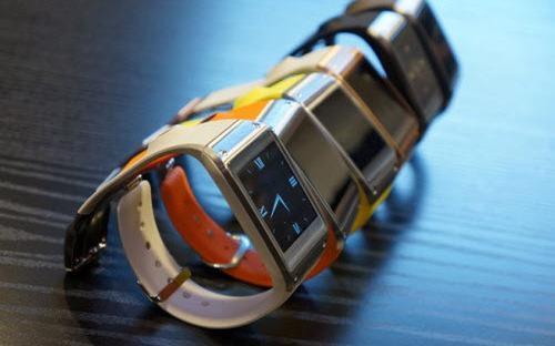 Samsung đã tốn không ít công sức cho chiếc đồng hồ thông minh Galaxy Gear - Ảnh: Tech.<br>