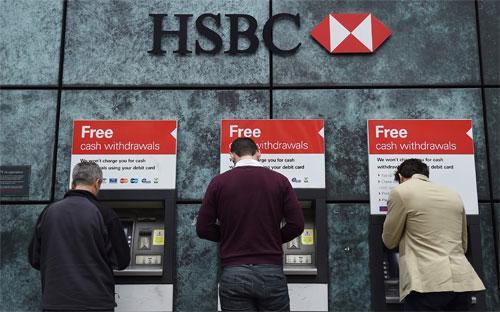 So với cùng kỳ năm ngoái, lợi nhuận trước thuế của HSBC - ngân hàng  lớn nhất châu Âu - tăng 32%, vượt kỳ vọng của giới phân tích.