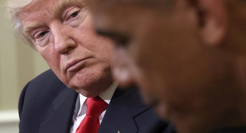 """Tổng thống Donald Trump có thể """"dán mác"""" quốc gia thao túng tiền tệ cho Trung Quốc, điều mà chính quyền Tổng thống Barack Obama tránh làm trong suốt 8 năm - Ảnh: Getty.<br>"""