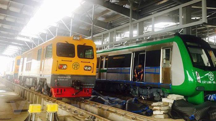 Đường sắt đô thị Hà Nội tuyến Cát Linh - Hà Đông có nguy cơ kéo dài do tổng thầu EPC triển khai thực hiện công việc chưa theo đúng cam kết