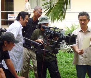 Hiện tỷ lệ góp vốn của nhà đầu tư nước ngoài trong liên doanh để sản xuất phim ở Việt Nam vẫn là vấn đề được các ủy viên đặc biệt quan tâm.