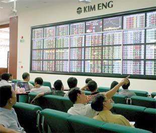Nhiều cổ phiếu rẻ những vẫn ế - Ảnh: LT.