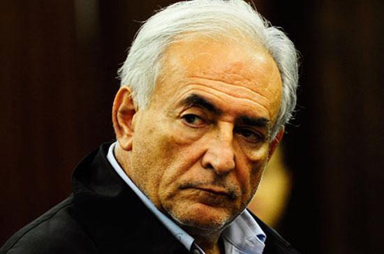 Ông Dominique Strauss-Kahn - Ảnh: AP.