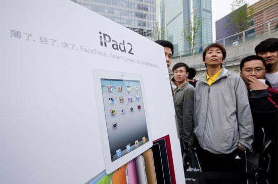 Trung Quốc là một trong những thị trường quan trọng nhất của Apple - Ảnh: Bloomberg.