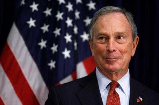 Hiện Bloomberg đang ở trong nhiệm kỳ thị trưởng New York thứ ba.