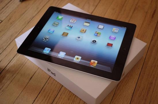 Tuy nhiên, trong cái rủi lại có cái may, quý vừa qua được xem là thời kỳ vàng son của dòng máy tính bảng mới nhất New iPad.