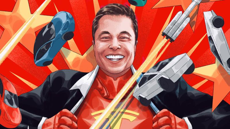 Elon Musk nhận được sự quan tâm và ủng hộ lớn của người dân Trung Quốc - Ảnh: NYTimes.