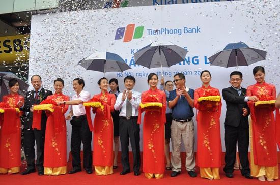 Với chi nhánh mới này, TiênPhongBank đã có 26 điểm giao dịch trên toàn quốc.