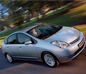 Xe hybrid Prius là một trong những dòng xe bán chạy nhất của Toyota.