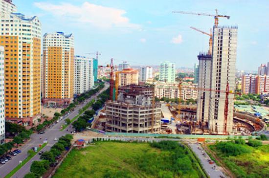 Thị trường bất động sản vẫn chưa có nhiều chuyển biến sau khi Thủ tướng phê duyệt Quy hoạch Thủ đô.