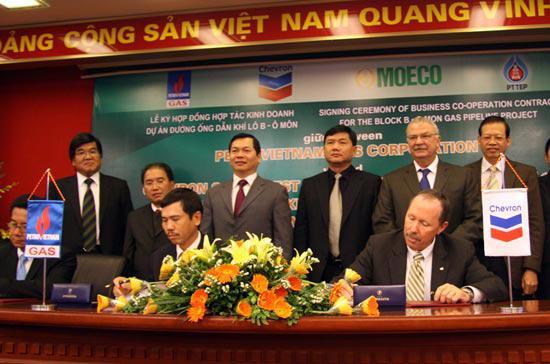 Lễ ký hợp đồng được tổ chức chiều 11/3.