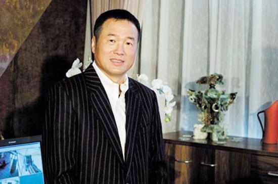 Ông Huang Nubo, 56 tuổi, là người sáng lập Tập đoàn đầu tư Beijing Zhongkun.