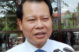 Ông Vũ Văn Ninh - Bộ trưởng Bộ Tài chính