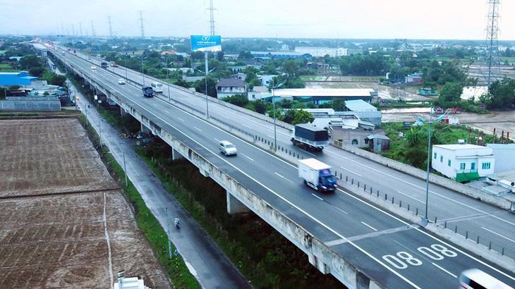 Theo Bộ Giao thông Vận tải, đến ngày 31/12/2020, dự án cơ bản đáp ứng được yêu cầu thông tuyến tạm theo chỉ đạo của Thủ tướng Chính phủ.