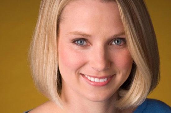 Hiện Mayer đã trở thành CEO của Yahoo, một trong những trang web có tới 700 triệu người dùng.