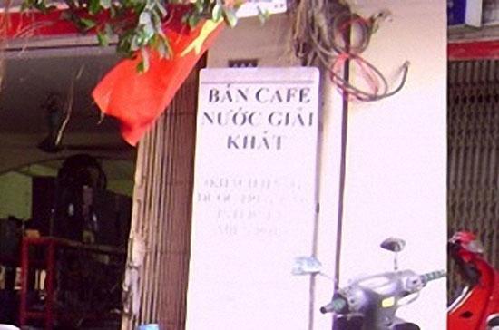 """Biến quán game thành quán cafe, một kiểu """"lách luật"""" được cho là thức thời."""