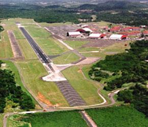 Howard từng là căn cứ quân sự của Mỹ.