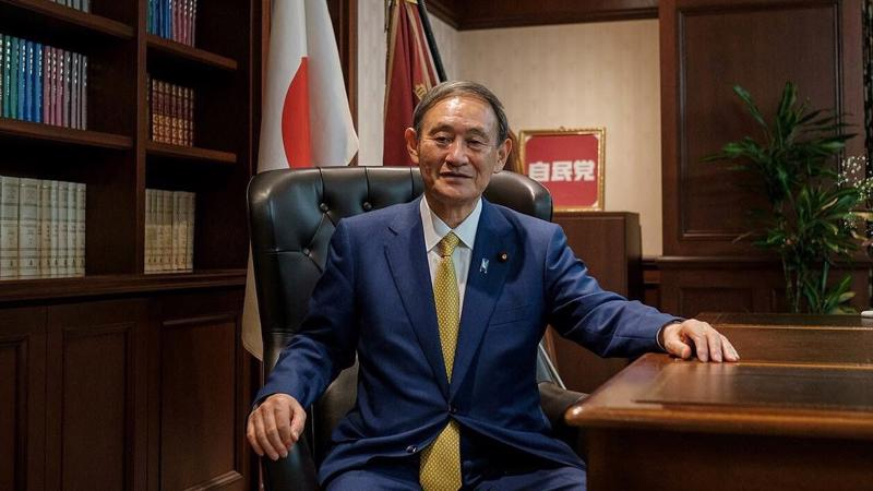 Thủ tướng Nhật Bản Suga Yoshihide - Ảnh: Reuters.