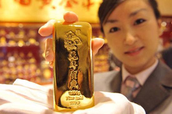 Vàng tăng lên mức cao nhất trong 3 tuần do tác động từ chính sách của Trung Quốc - Ảnh: Getty.