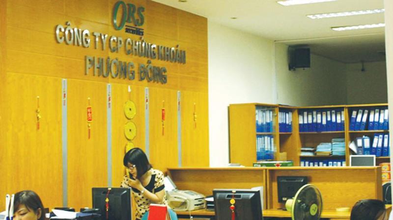 Công ty Chứng khoán Phương Đông đã có 2 năm liên tiếp thua lỗ.