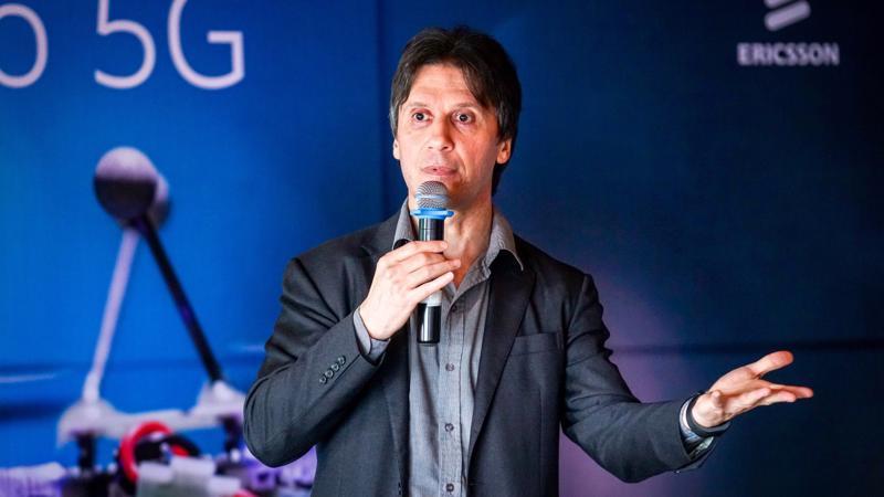 Ông Denis Brunetti, Đồng Chủ tịch Hiệp hội doanh nghiệp châu Âu tại Việt Nam (EuroCham).