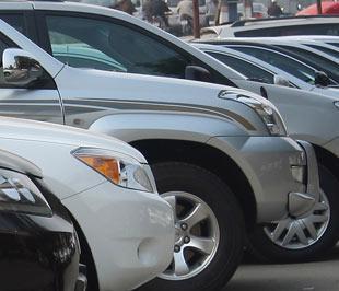 Ôtô nhập khẩu bắt đầu có dấu hiệu thừa.