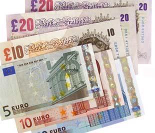 Có thể lãi suất đồng Bảng sẽ được điều chỉnh giảm sớm hơn so với lãi suất Euro.