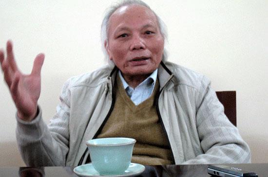 """GS.TS Nguyễn Mại: """"Nếu nhà đầu tư đảm bảo chỉ cho người nước ngoài vào, thì tôi khuyên người ta ra Phú Quốc, rất thoải mái"""" - Ảnh: M.Chung."""