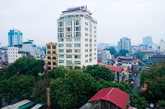 Tòa nhà 72 Bà Triệu sẽ là trụ sở của VietBank chi nhánh Hà Nội.
