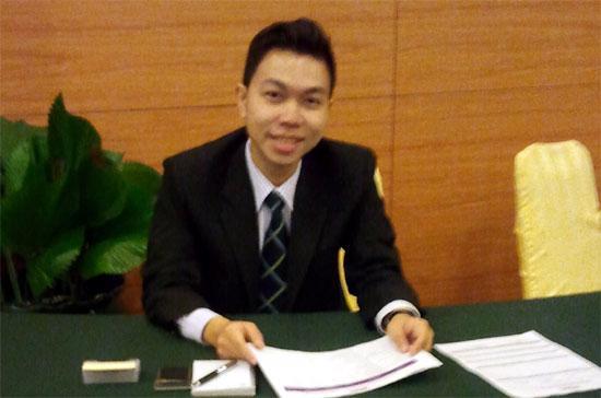 Ông Nguyễn Bá Quốc, giám đốc điều hành hệ thống AppeRice.