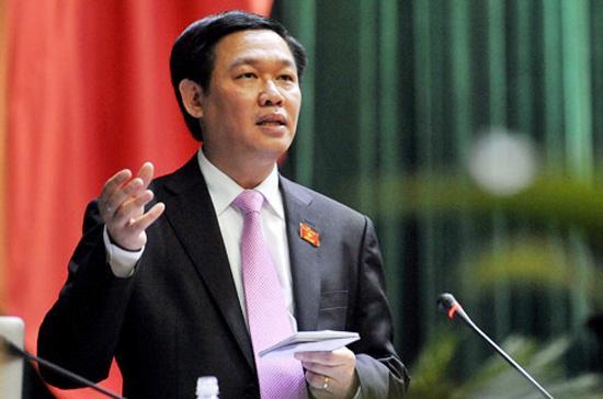 Theo Bộ trưởng Vương Đình Huệ, Chính phủ cấp bảo lãnh cho các doanh nghiệp là một nghiệp vụ thông thường, được thực hiện theo một quy trình thủ tục chặt chẽ và phù hợp với pháp luật hiện hành.