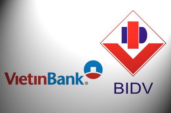 """Việc S&P nâng triển vọng đối với Vietinbank và BIDV diễn ra sau khi tổ chức này nâng triển vọng tín nhiệm nợ của Việt Nam lên """"ổn định""""."""