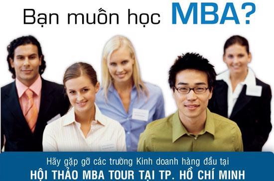 Theo IIE Việt Nam, việc sở hữu tấm bằng MBA danh giá luôn là một mơ ước của bất cứ nhà quản trị kinh doanh nào.