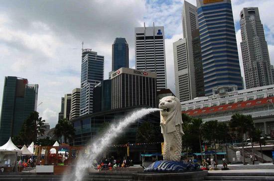 Singapore được xem là một trong những trung tâm tài chính quan trọng của châu Á.