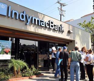 Vụ phá sản của IndyMac có thể khiến quỹ bảo hiểm tiền gửi của FDIC phải chi ra số tiền lên tới 8,9 tỷ USD, cao hơn rất nhiều so với dự kiến trước đó.