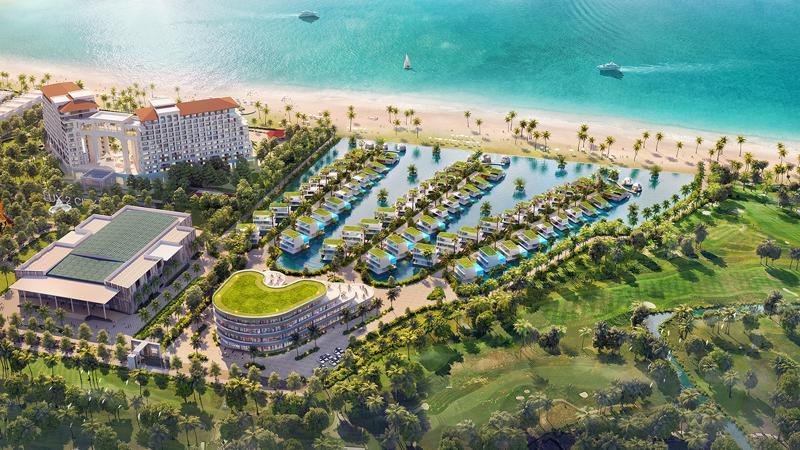 FLC Quảng Bình có resort chuẩn 6 sao đầu tiên tại Quảng Bình.